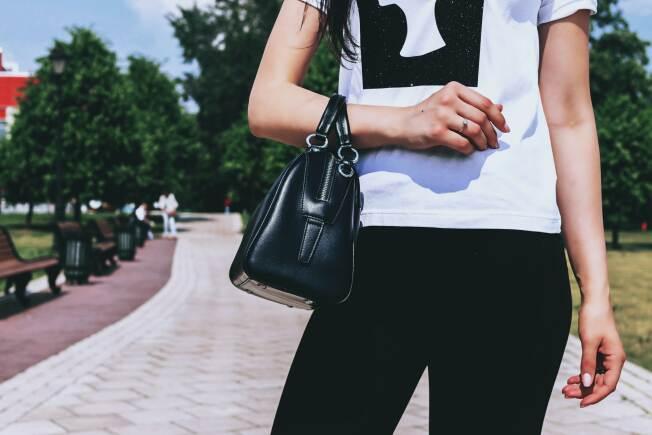спортно елегантна чанта