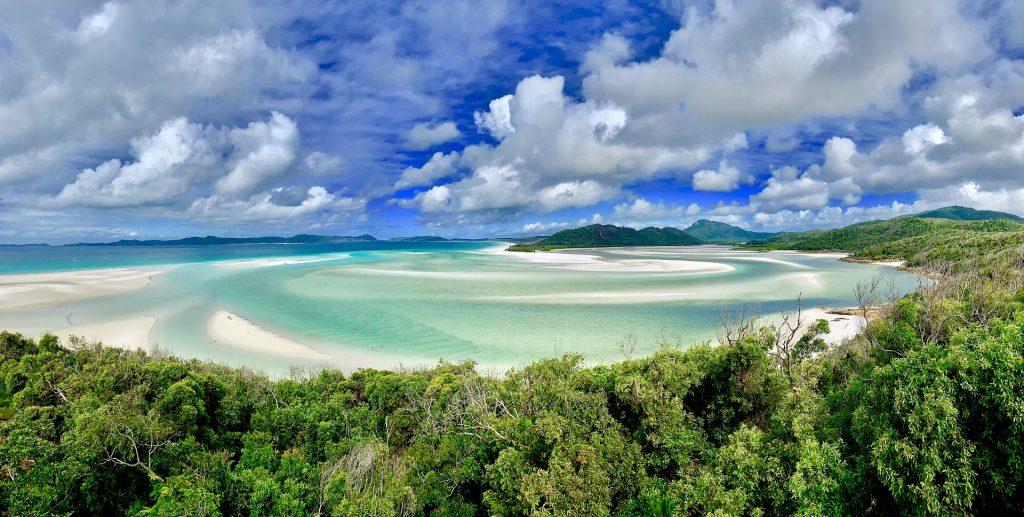 Плаж Уайтхейвън, КУЙНСЛАНД, Астралия