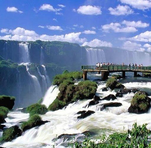 Екзотични туристически пътувания в Южна Америка.